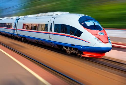 Самый быстрый поезд в России, Самые быстрые поезда в мире