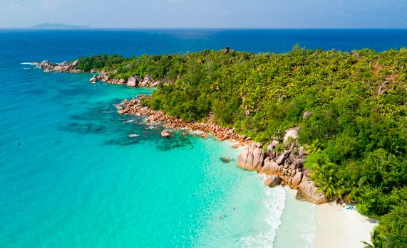 Сейшелы, Лучшие курорты мира