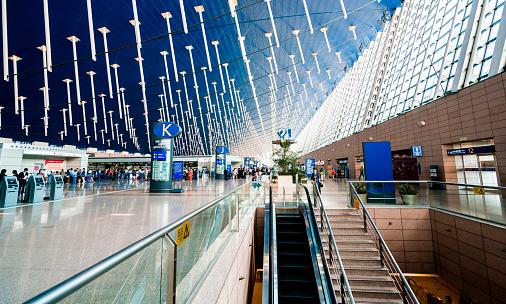 АэропортПудун: 39 км², Самые большие аэропорты мира