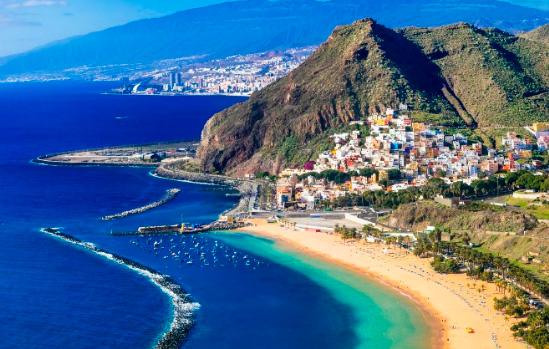 Канарские острова, Испания, Лучшие курорты мира