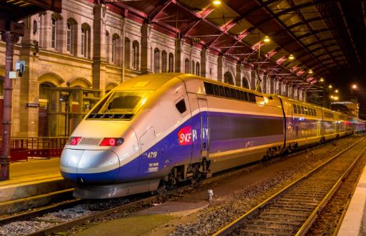 TGV, Самые быстрые поезда в мире