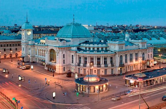 Витебский вокзал (Россия), Самые красивые вокзалы мира