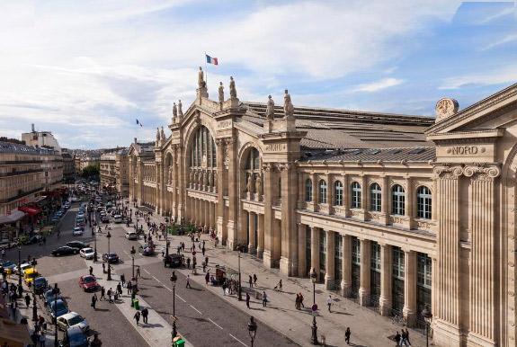 Северный вокзал в Париже, Gare du nord, Самые красивые вокзалы мира
