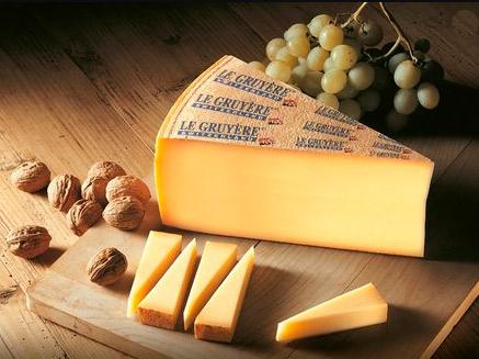 Грюйер (Gruyère) – самый вкусный сыр в мире, Самые вкусные сыры