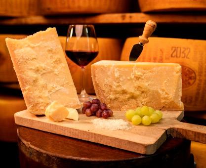 Пармезан (Parmigiano Reggiano), Самые вкусные сыры