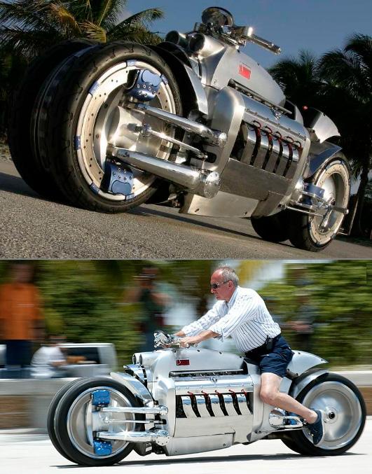 TomahawkV10Dodge, Самые дорогие мотоциклы