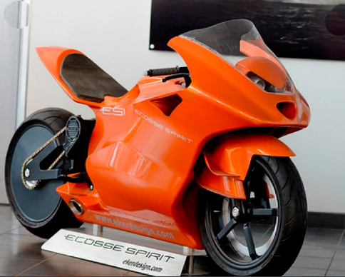 SpiritEcosse, Самые дорогие мотоциклы