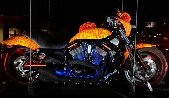 CosmicStarshipHarleyDavidson - 1.3 миллиона долларов, Самые дорогие мотоциклы