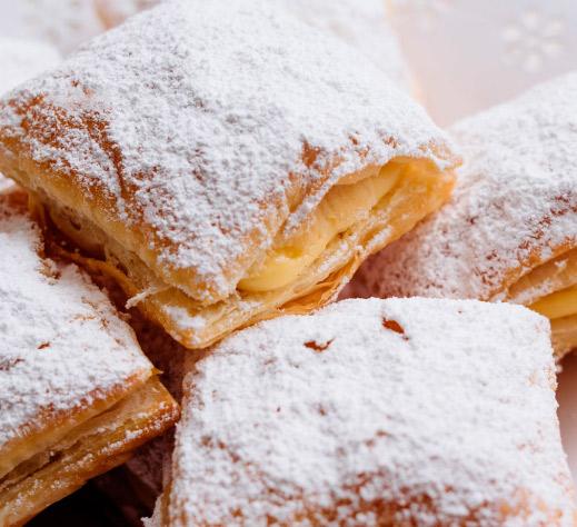 Мигелитос де-ла-Рода / Migelitos de la Roda, Самые вкусные пирожные мира
