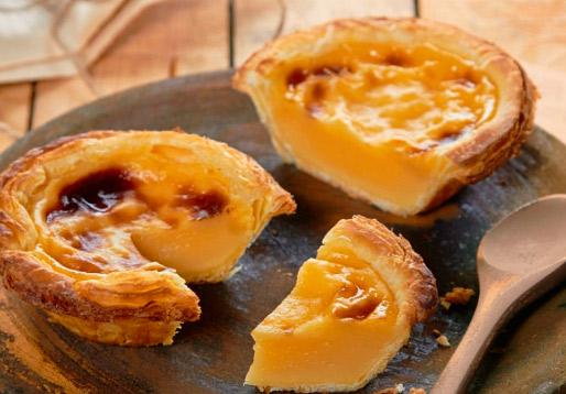 Паштель-де-ната / Pastel de Nata, Самые вкусные пирожные мира