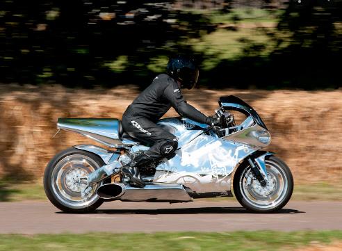 Самые дорогие мотоциклы